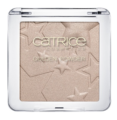 Catrice Treasure Trove Golden Powder