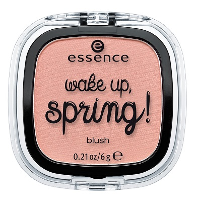 wake up, spring! blush