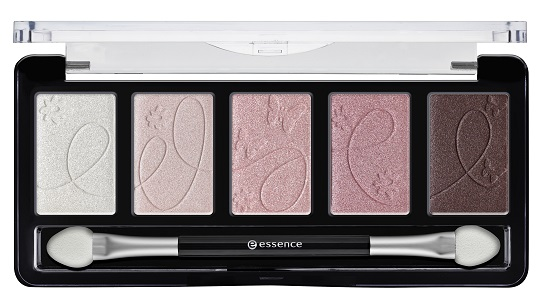 ess. wake up, spring! eyeshadow palette
