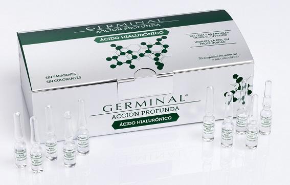 Germinal Acid. Hilauronico