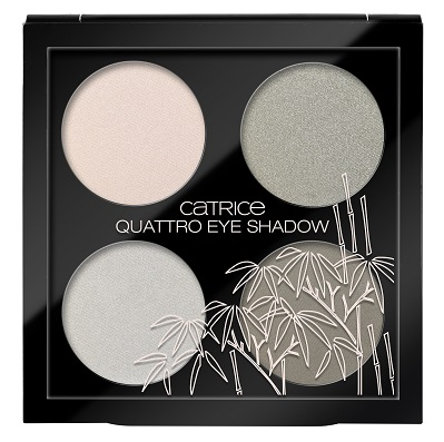 Catrice Zensibility Quattro Eye Shadow