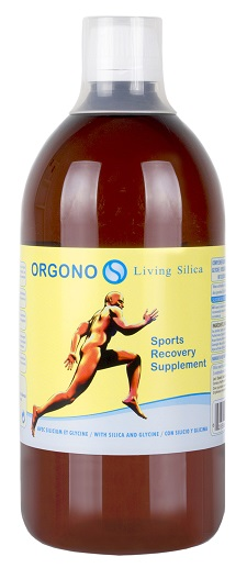 Orgono Sports Recovery Supplement