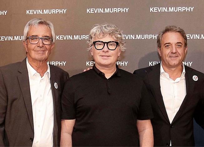 KEVIN MURPHY en MADRID Foto: D. Sinova