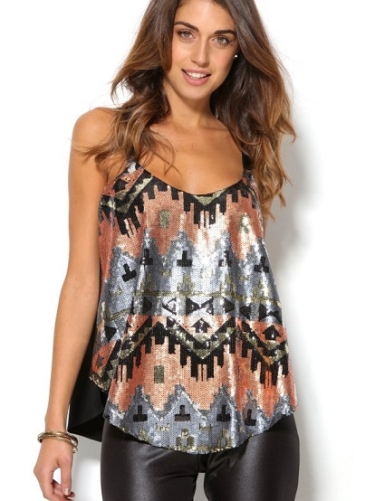 blusa-top-mujer-de-fiesta-tirantes-con-lentejuelas-bordadas-negro-estampado