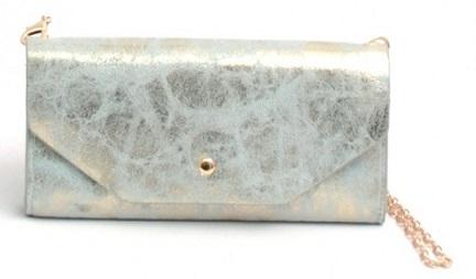 Sobre metalizado de Martina K, 28,50 €