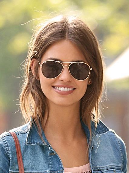 Gafas de sol estilo aviador de Venca, 7,99€ (www.venca.es)