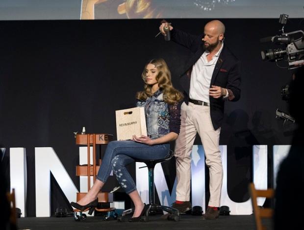 Massimo Morello, Style Master Europe de Kevin.Murphy
