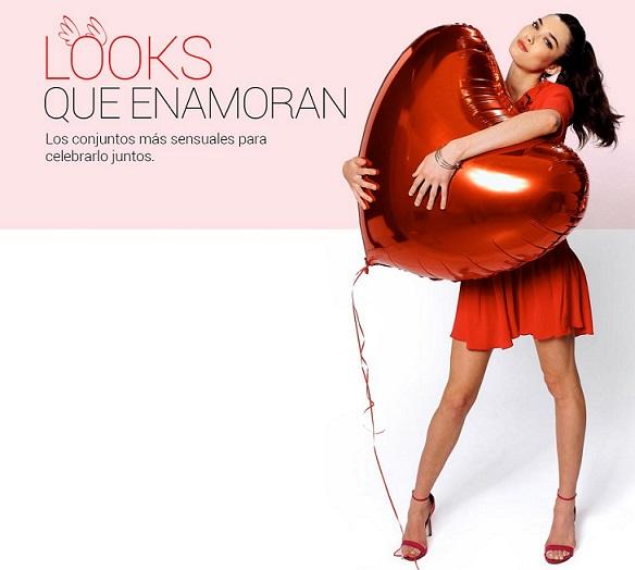 Encuentra en www.venca.es los looks más sensuales y enamoradizos...
